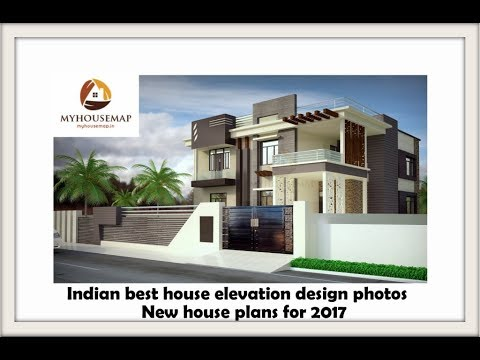 Budget Top 10 Indian Home Front Elevation Design | Budget House Design Ideas