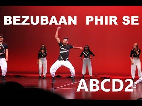 Bezubaan Phir Se Dance Performance  | Disney's ABCD 2 | Varun Dhawan & Shraddha Kapoor