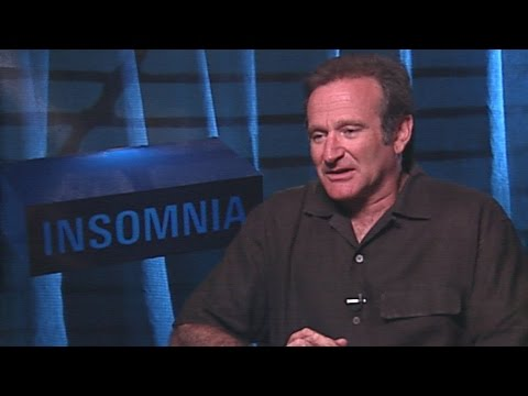 'Insomnia' Robin Williams Interview
