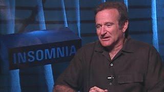 'Insomnia' Robin Williams Interview