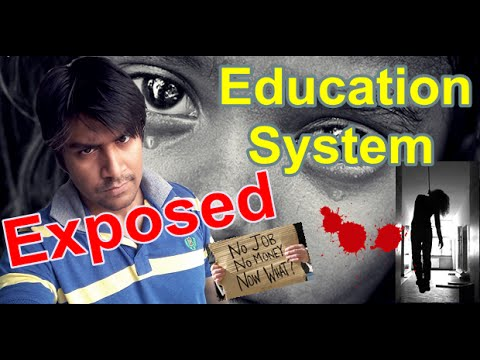 """Indian Education System Fully Exposed 
