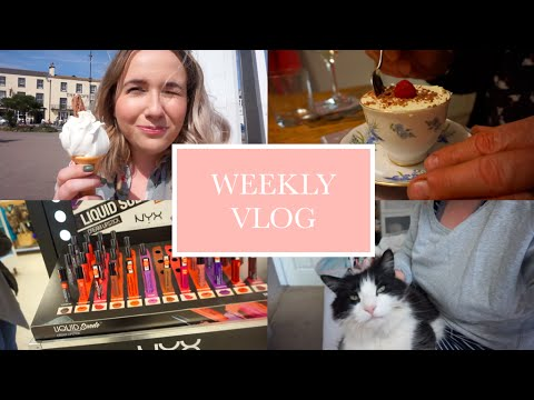 Trip to Essex, Shopping & Lots Of Food! | ALF Weekly Vlog