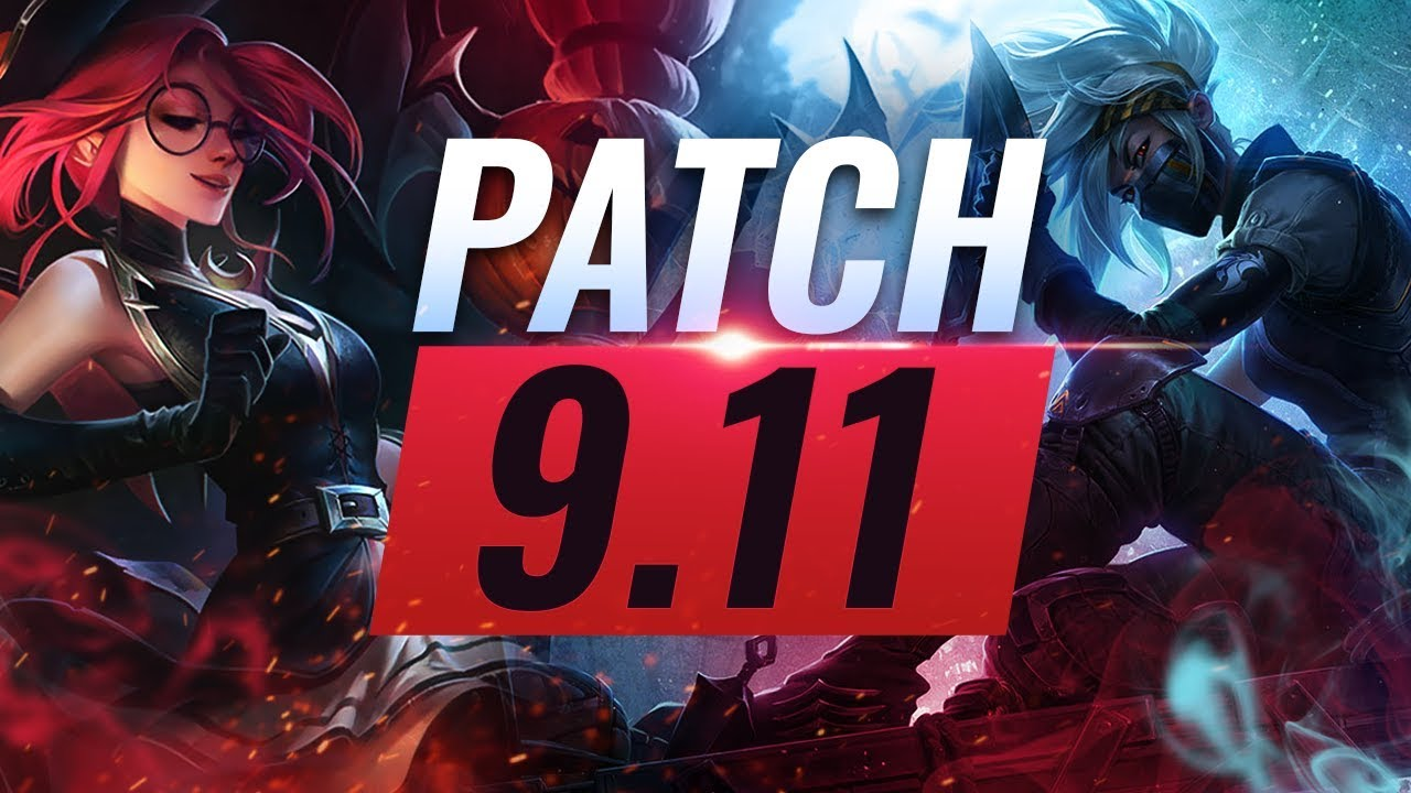 Best Champions TIER List – League of Legends Patch 9.11 thumbnail