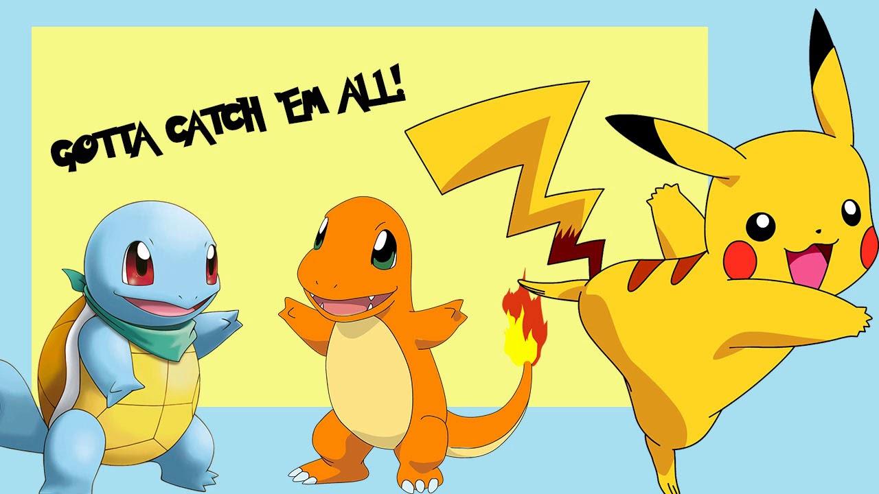 pokemon prima serie