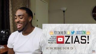 ZIAS & B.LOU FREESTYLES Pt.1 (Reaction & Freestyle)