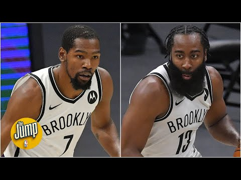 The Brooklyn Nets are the personification of thriving NBA offenses | The Jump