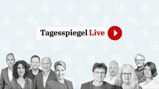 Franziska Giffey (SPD) – Tagesspiegel-Wahlkampftalks live
