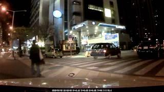 에어포인트  GPASS  AP1000  야간주행영상2