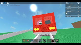 Train demoliation roblox