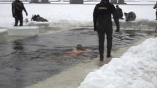 Pskov Regional Winter Swimming Championships