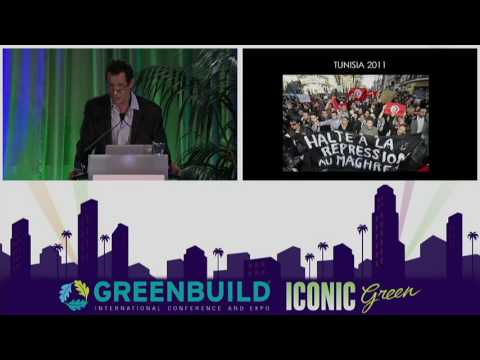 Greenbuild Master Series: C15 - From Pole to Pole: A Global