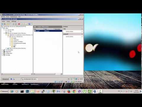Active Directory sous windows server 2008 R2 (darija)