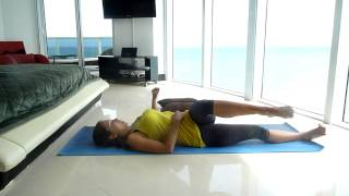 Yoga for better digestion. Reduce bloating, gas, and constipation