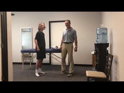 Using Functional Manual Therapy to Improve Core Strength