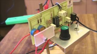 Laser Magnetometer (For the detection of Solar Flares)