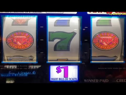 LIVE - JACKPOT💖Triple Strike 🎰 Double Diamond 3x4x5, Butterfly Sevens @ Pechanga Resort Casino