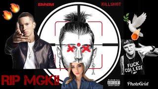 TRASH or PASS!! Eminem (KILLSHOT) MGK DISS!!