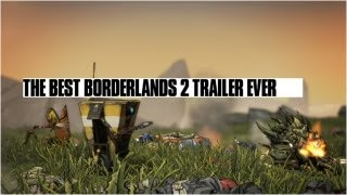 "Borderlands 2 - ""A Wimoweh, In the Jungle"" Trailer"