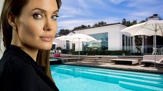 10 MOST EXPENSIVE THINGS OWNED BY ANGELINA JOLIE