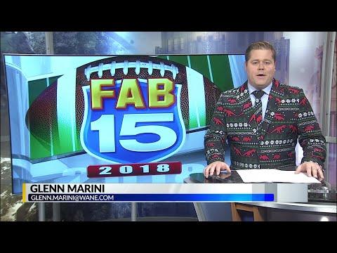 2018 WANE-TV Fab 15 Full Show