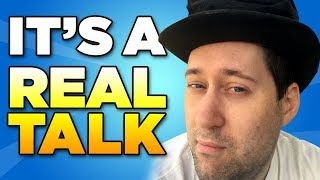 WHERE HAVE I BEEN? | Real Talk