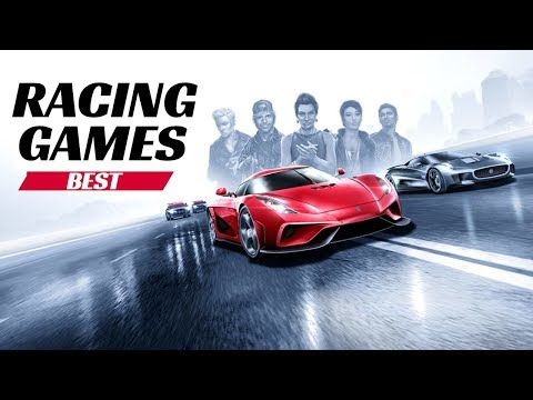 Best Racing Games For IPhone, IPad And Android