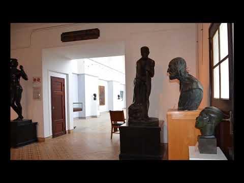 Algérie - Musée des Beaux Arts d'Alger