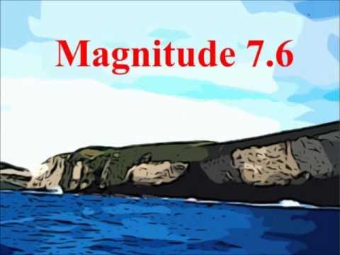 Earthquake hit Kermadec Islands