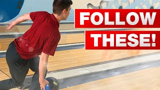 Bowling Tips | How To Improve Your Bowling and Throw More Strikes with Brad and Kyle