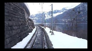 ★ Cab Ride Chur - Zürich, Switzerland [2016]