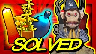 "(SOLVED!!!!) What The Candle, Flower, Canteen IS FOR (UPGRADED MONKEY BOMB) How To ""Gorod Krovi"""