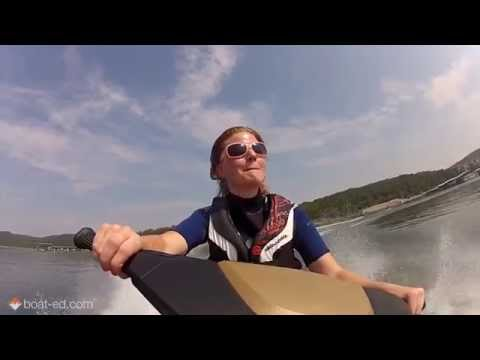 Personal Watercraft Rules Of The Waterways