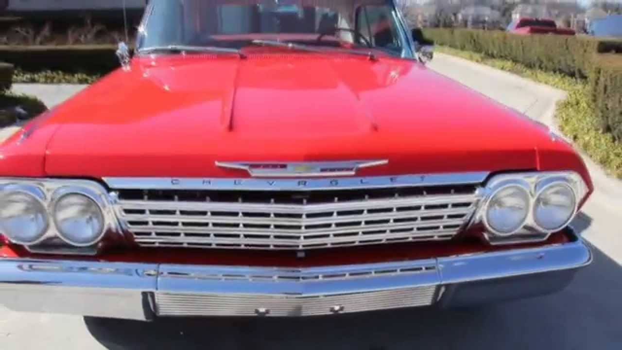 1962 chevrolet impala ss classic muscle car for sale in mi for Vanguard motors for sale