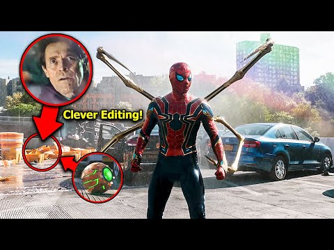 I Watched Spider-Man: No Way Home Trailer in 0.25x Speed and Here's What I Found