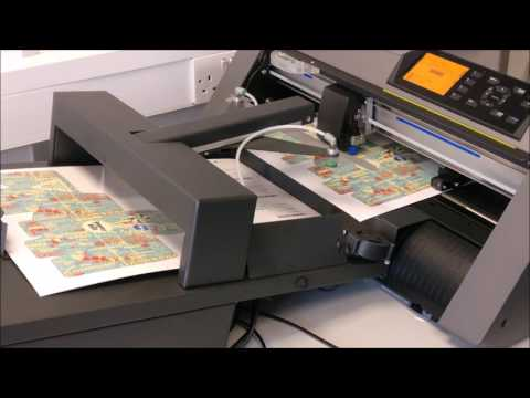 I-Mark Short Run Digital Die Cutting System