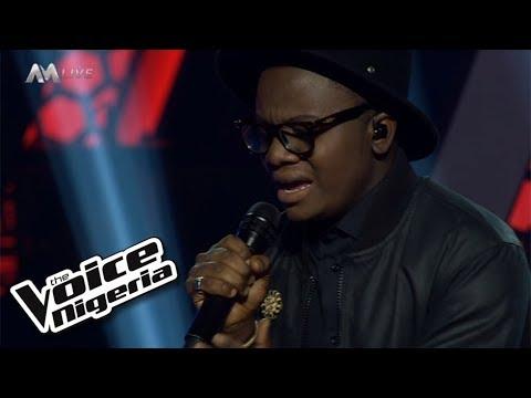 "Download Wilson - ""No Drama""  / Live Show / The Voice Nigeria Season 2"