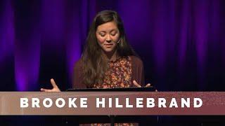 Who is Jesus? - Brooke Hillebrand