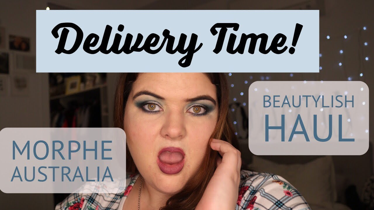 Delivery Time Morphe Australia Beautylish Random Purchases Youtube Free shipping over au $60 in australia details. delivery time morphe australia beautylish random purchases