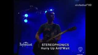 Stereophonics -Hurry Up And Wait - Live at Philipshalle 2001