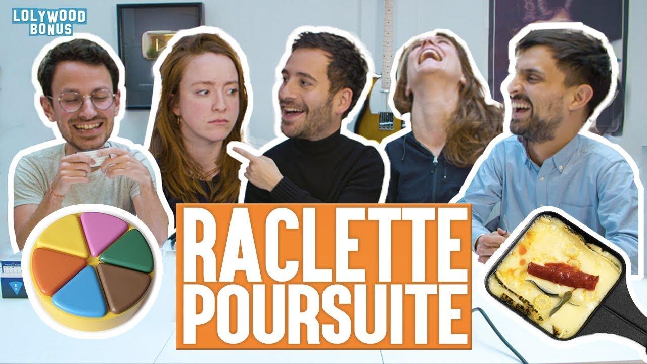 On Joue à Raclette Pursuit avec Glamouze