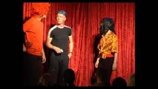 קומיקזה -  מופע אילתורים מוטרף