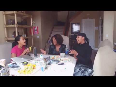 "EnVogue ""Just Can't Stay Away"" w/ Cindy, Terry and Rhona ( RIP Natalie Cole )"