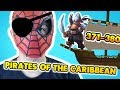 Monster Legends: Pirates of the Caribbean - Adventure map 371 to 380