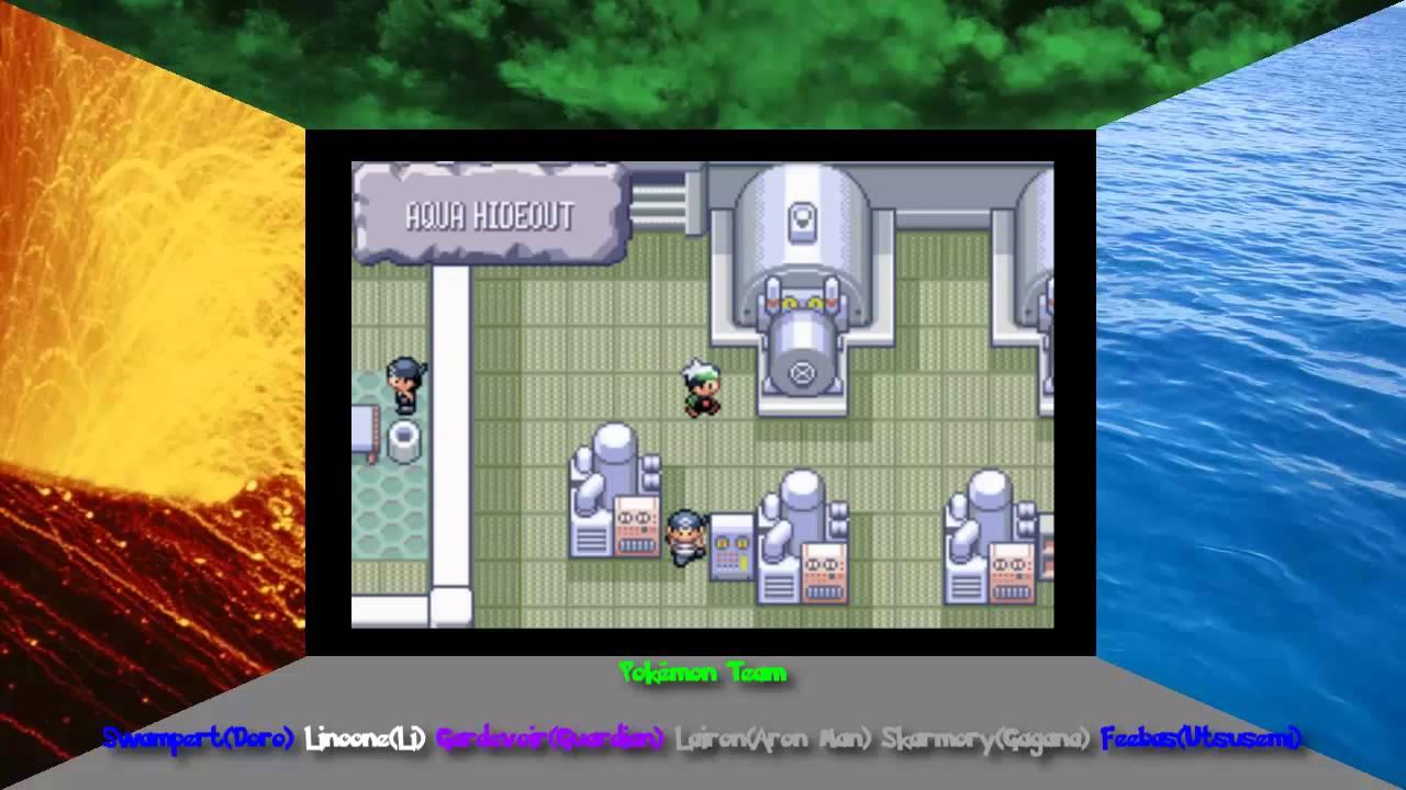 pokemon emerald how to get to stolen submarine