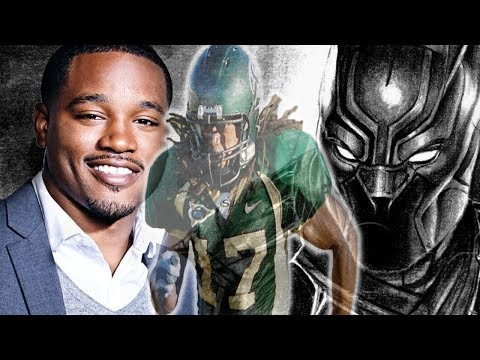 How Ryan Coogler Went From College Football Player to Directing BLACK PANTHER!!!