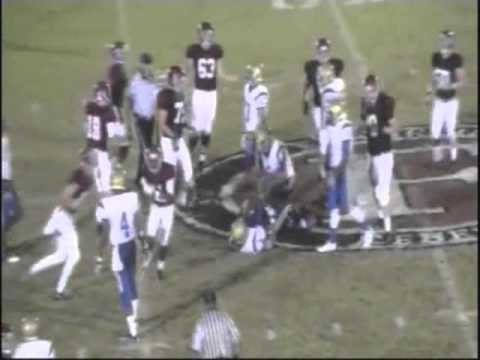 Golden Eagle Football Show   Shelbyville vs Franklin TN 09-21-2013