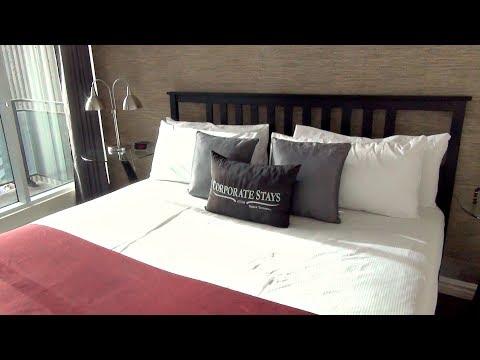 TOUR pelo apartamento downtown Montreal | A Patrícia Teixeira