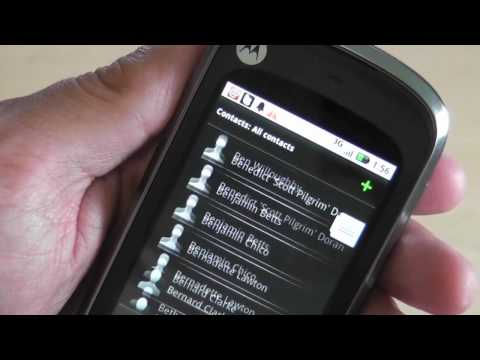 MOTOROLA QUENCH REVIEW