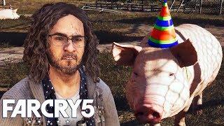 ВЕЧЕРИНКА С ЯЙЦАМИ ► Far Cry 5 #19