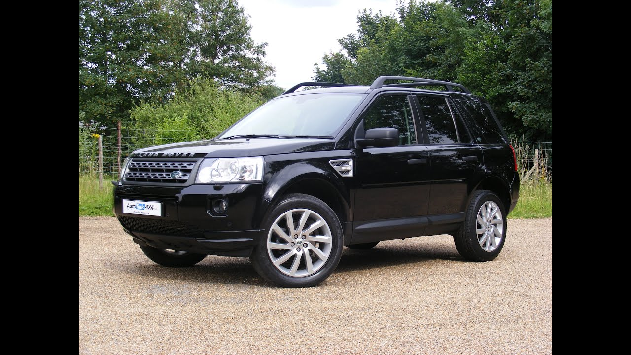 freelander 2 hse td4 auto cars. Black Bedroom Furniture Sets. Home Design Ideas